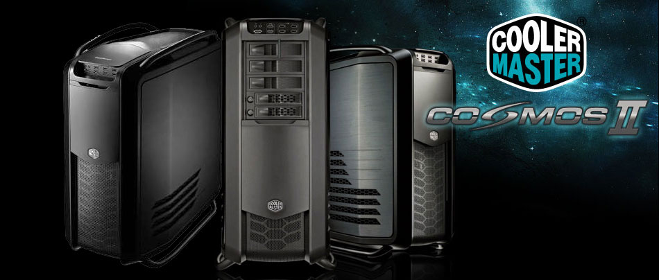 Coolermaster Cosmos Ii Ultra Tower Cacm Rc1200 429 00