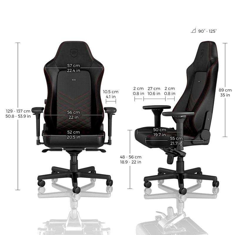 Gaming Chair measurements