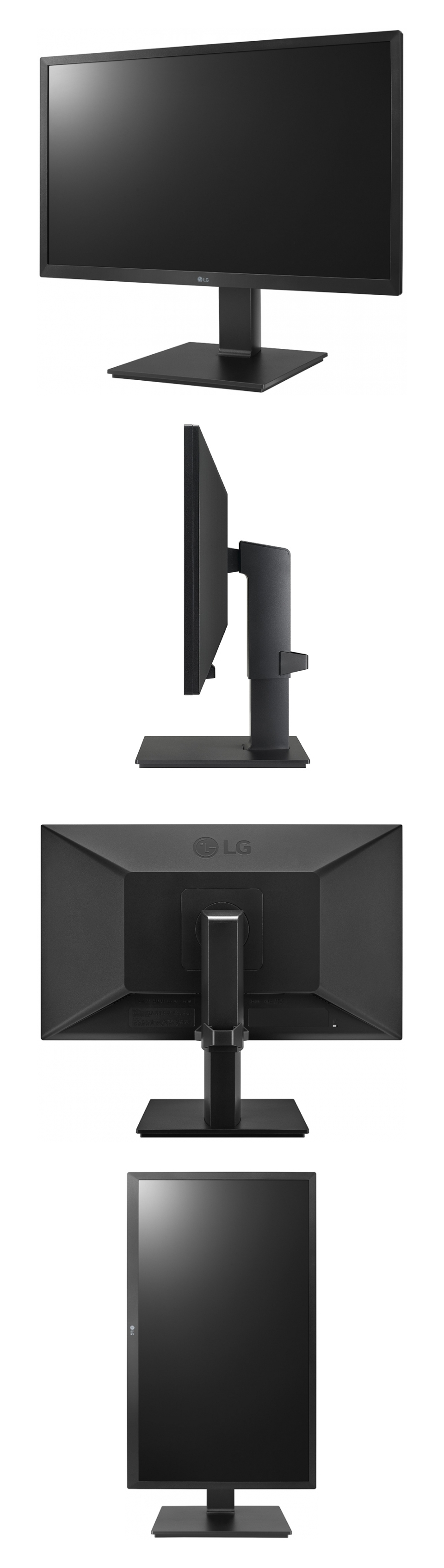 LG 24BL450Y FHD IPS 23.8in Monitor with Built-in Speakers product