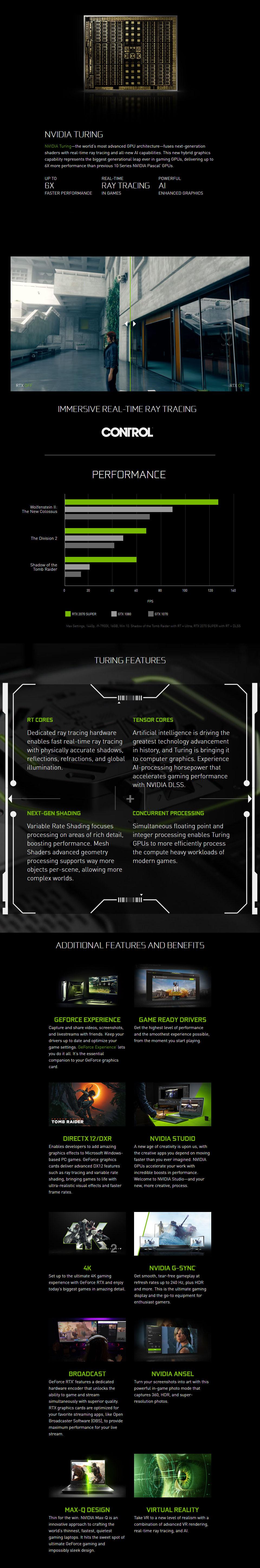 MSI GeForce RTX 2070 Super Gaming X Trio 8GB