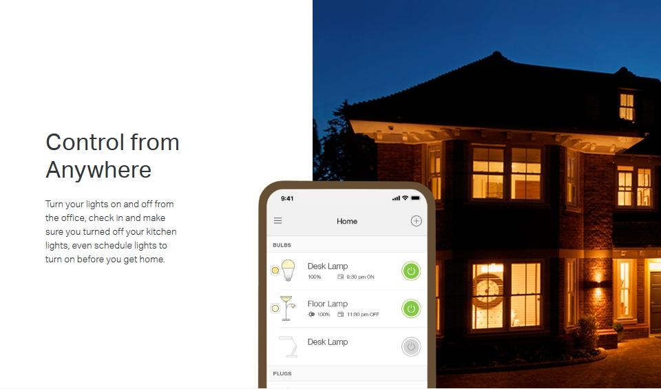 TP-Link KL60 Warm Amber Filament Smart Wi-Fi LED Bulb features 5