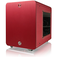 Raijintek Metis Mini ITX Case Red