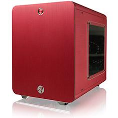 Raijintek Metis Mini ITX Case Red