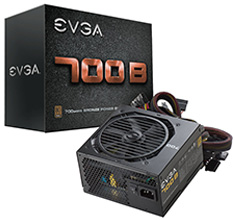 EVGA 700B 700W Power Supply