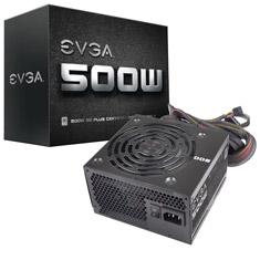 EVGA 500W 80 Plus Power Supply