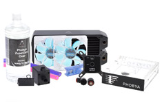 Phobya Pure Performance Kit 240LT BayOne