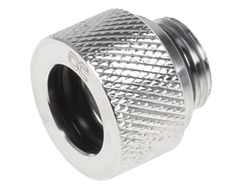 Alphacool HT 12/10 Compression Fitting G1/4 Chrome