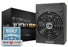 EVGA SuperNOVA G2 Gold 1000W Power Supply