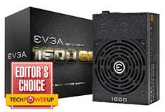 EVGA SuperNOVA G2 Gold 1600W Power Supply