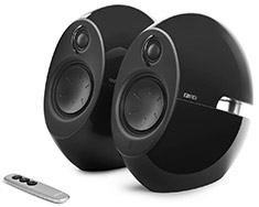 Edifier Luna Eclipse 2.0 Bluetooth Speakers Black