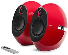 Edifier Luna Eclipse 2.0 Bluetooth Speakers Red