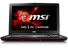 MSI GP62 Leopard Pro 15.6in Core i7 Gaming Notebook [6QF-681AU]