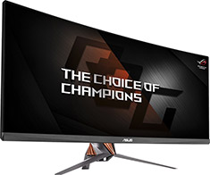 ASUS PG348Q ROG Swift UWQHD 100Hz G-Sync 34in IPS Gaming Monitor