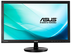 ASUS VS247HV 23.6in Widescreen LED Monitor