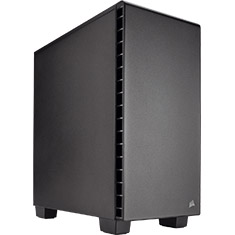 Corsair Carbide Quiet 400Q Compact Mid-Tower Case Black