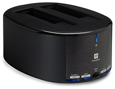 Hotway HUD1-SU3 2 Bay HDD Docking Station with Cloning