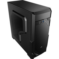 Aerocool VS-1 Mid Tower Case with Window