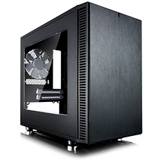 Fractal Design Define S Nano with Window