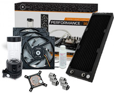EK-KIT P360 Liquid Cooling Kit
