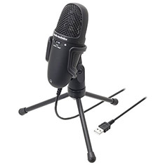Audio-Technica AT9934 USB Output Recording Microphone