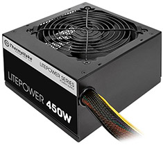 Thermaltake Litepower Gen2 450W Power Supply