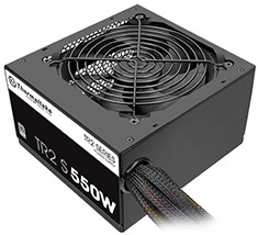 Thermaltake TR2 S 550W 80 Plus Power Supply