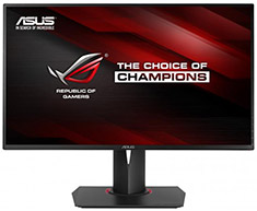 ASUS ROG Swift PG27AQ 27in 4K G-Sync IPS Eyecare Gaming Monitor