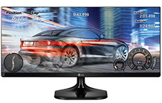 LG 34UM58-P 34in Ultrawide IPS LED Gaming Monitor