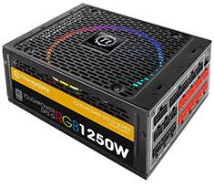 Thermaltake Toughpower Grand DPS G RGB 80 Plus Titanium 1250W