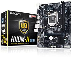Gigabyte H110M-H Motherboard