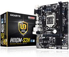 Gigabyte H110M-S2H Motherboard
