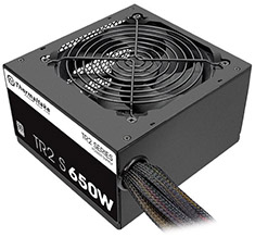 Thermaltake TR2 S 650W 80 Plus Power Supply