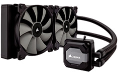 Corsair Hydro Series H110i 280mm Liquid CPU Cooler