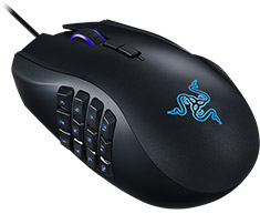 Razer Naga Chroma Multi Colour MMO Gaming Mouse