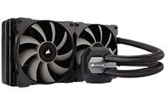 Corsair Hydro Series H115i 280mm Liquid CPU Cooler