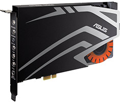 ASUS Strix Soar 7.1 PCI-E Gaming Sound Card