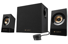 Logitech Z533 2.1 Multimedia Speakers with Subwoofer