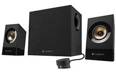 Logitech Z533 2.1 Multimedia Speakers with Subwoofer