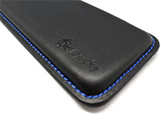 Ducky Wrist Rest Full Size Blue Stitching