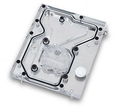 EK FB ASUS X99 Monoblock Nickel