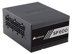 Corsair SF600 600W SFX 80 Plus Gold Power Supply