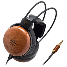 Audio-Technica ATH-W1000z Wooden Headphones