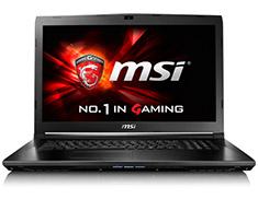 MSI GL72 17.3in Core i7 Gaming Notebook [6QF-480AU]