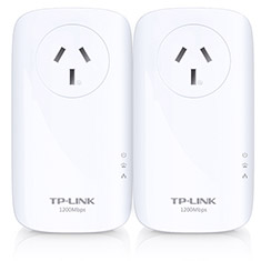 TP-Link TL-PA8010P-KIT AV1200 Powerline Adapter Starter Kit
