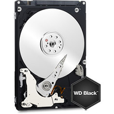 Western Digital WD Black WD10JPLX 2.5in 1TB HDD