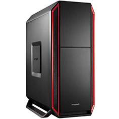 Be Quiet! Silent Base 800 Case Red