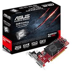 ASUS Radeon R5 230 Silent 2GB