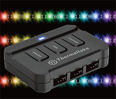 Thermaltake RGB Lumi Colour Magnetic LED Strip Control Pack