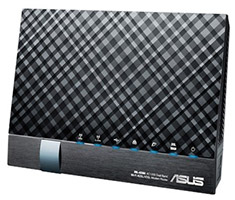 ASUS DSL-AC56U Dual Band Wireless ADSL/VDSL Modem Router