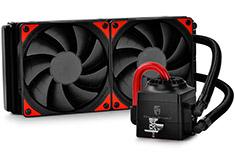 Deepcool Gamer Storm Captain 240EX AIO Liquid CPU Cooler